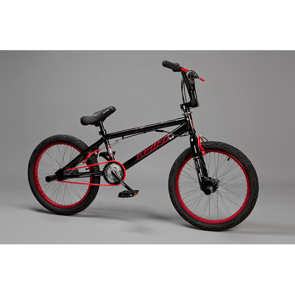 Bulllet Bora Black Red 20''
