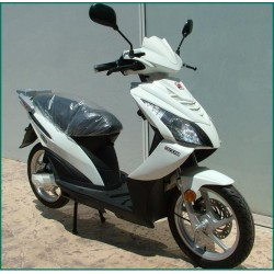 Seckam Ε-Scooter Eco SF Lithium Βattery