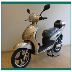 Seckam E-Bike Scooter  City Tech New
