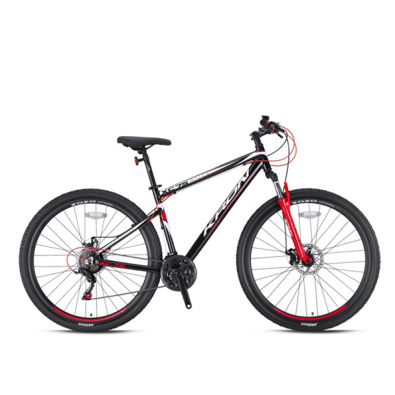 Ποδήλατο KRON XC 75 27,5 21SP H DISC BLACK-RED/WHITE